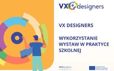 VXdesigners – wykorzystanie wystaw wpraktyce szkolnej