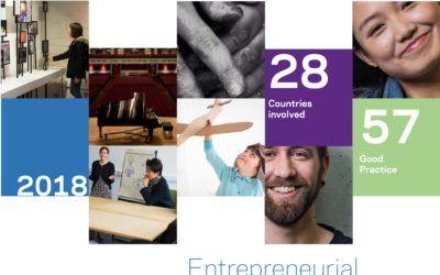 ArtENprise – Entrepreneurial competences for artists and cultural operators (European study report)