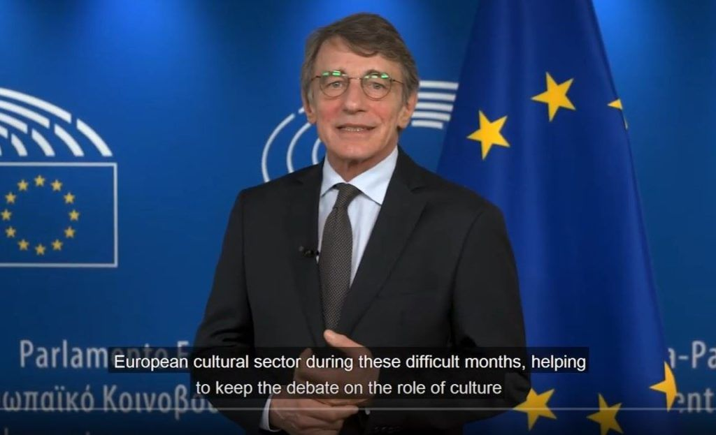 A Cultural Deal for Europe