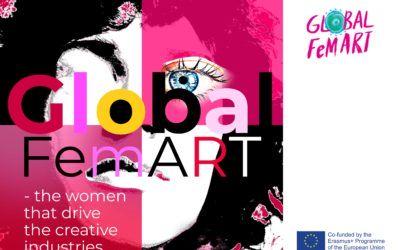 Global FemART – the women that drive the creative industries