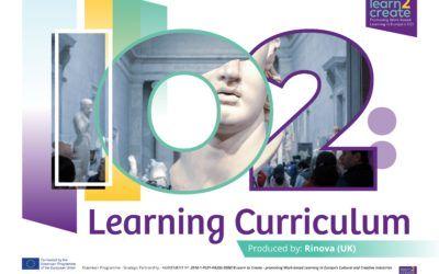Learn2Create – Learning Curriculum