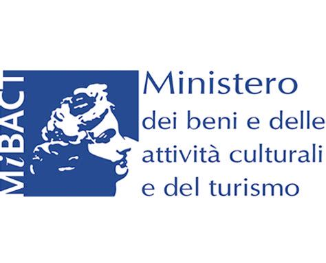 Logo Ministerstwo Kultury Włoch