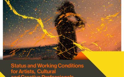 Status and Working Conditions for Artists, Cultural and Creative professionals