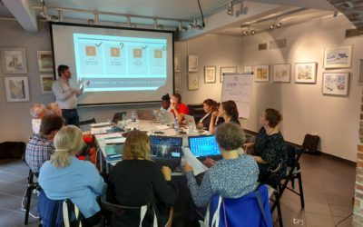 Third transnational meeting with partners in Gliwice
